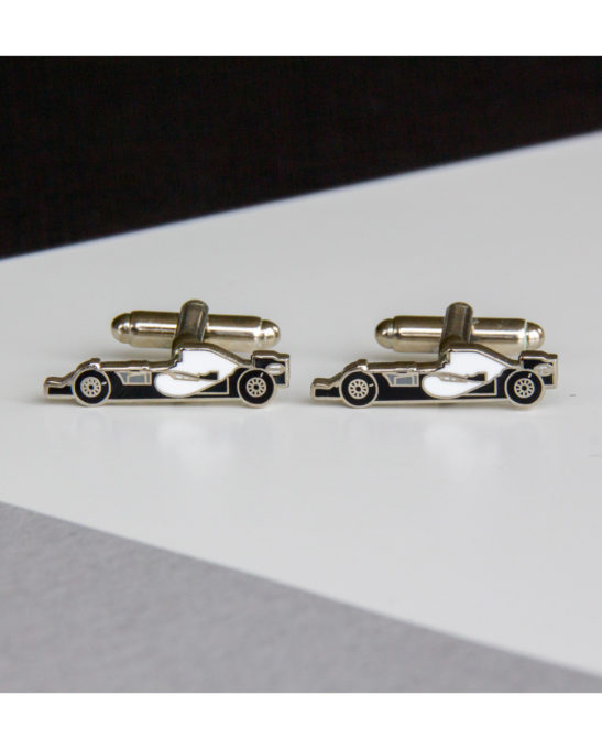 McLaren F1 car cufflinks - Rear View Prints