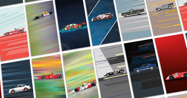 Hd Car Wallpapers Free Download Rear View Prints